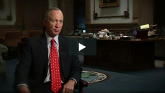 Mitch Daniels Sagamore Video